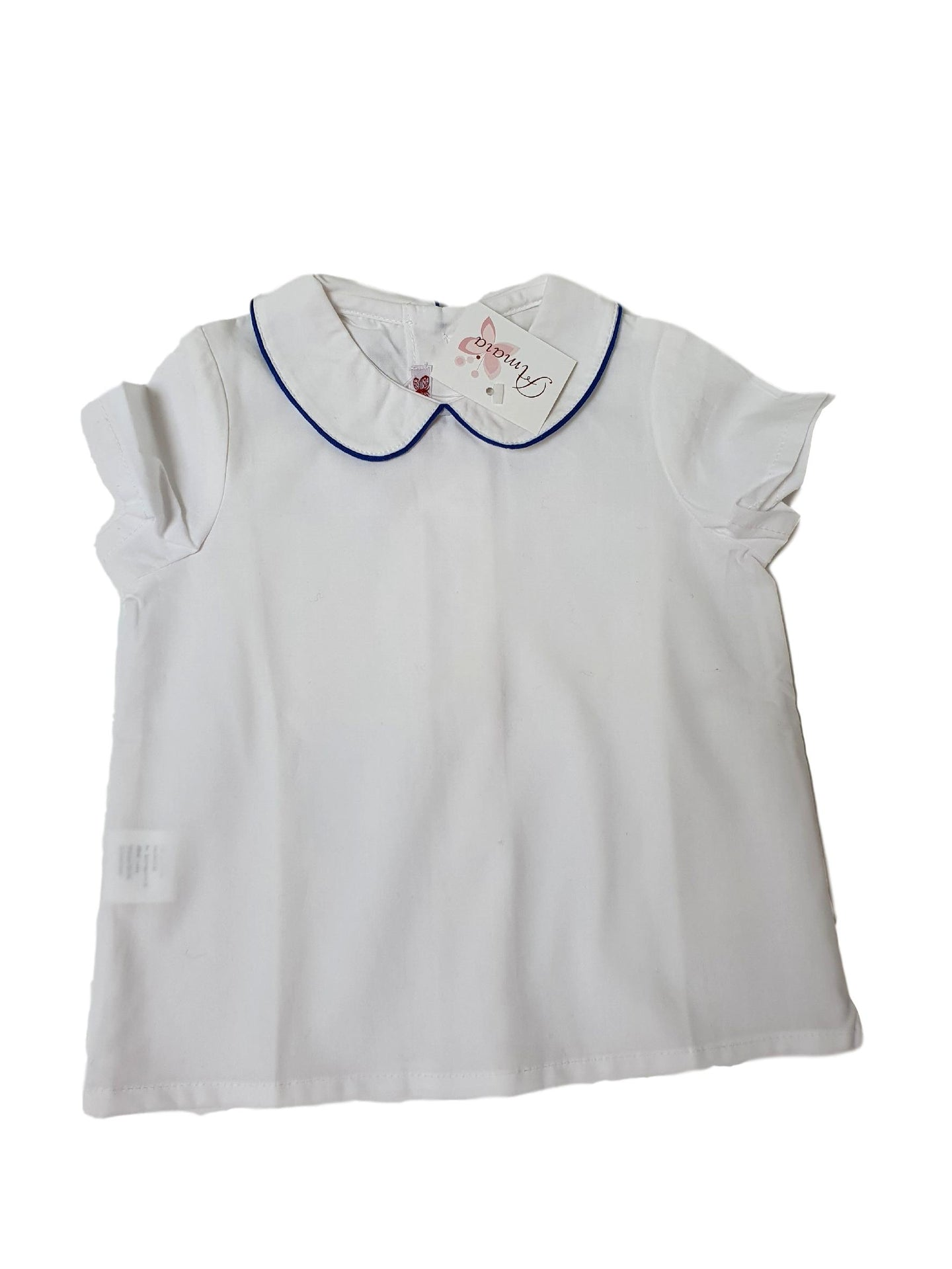 AMAIA outlet girl or boy shirt 6m and 12m