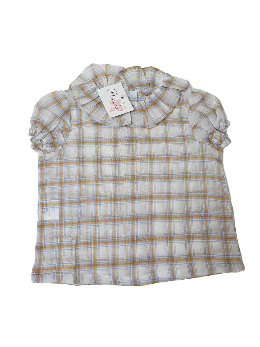 AMAIA outlet girl blouse 12m and 2yo
