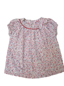 CONFITURE girl blouse 6/7 yo