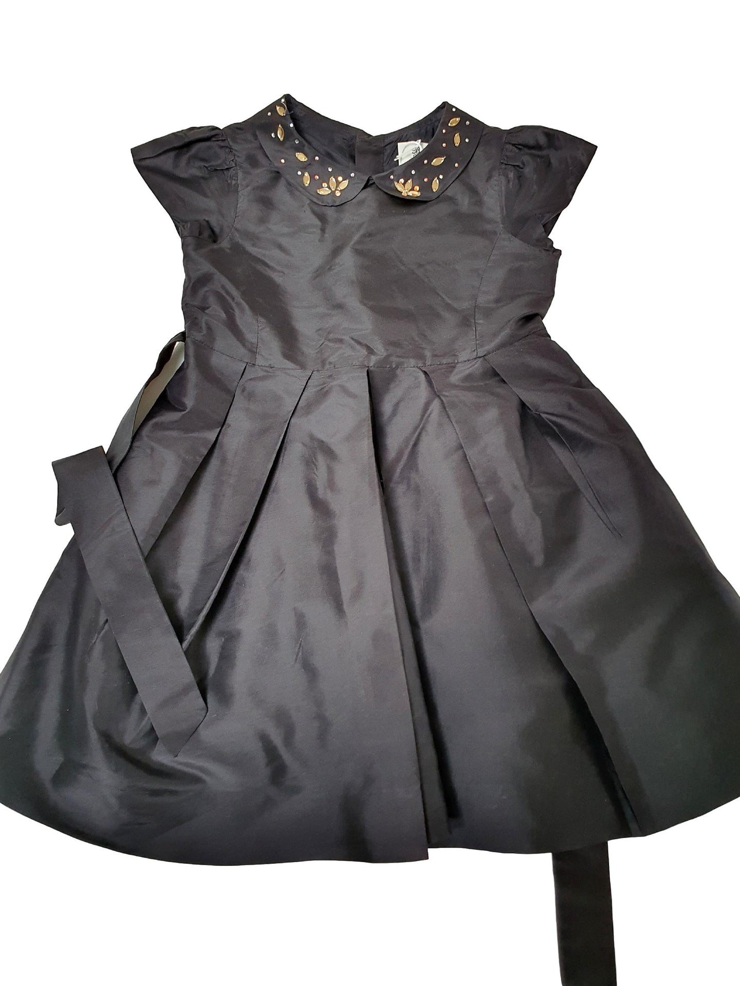 BONPOINT COUTURE dress girl 6yo