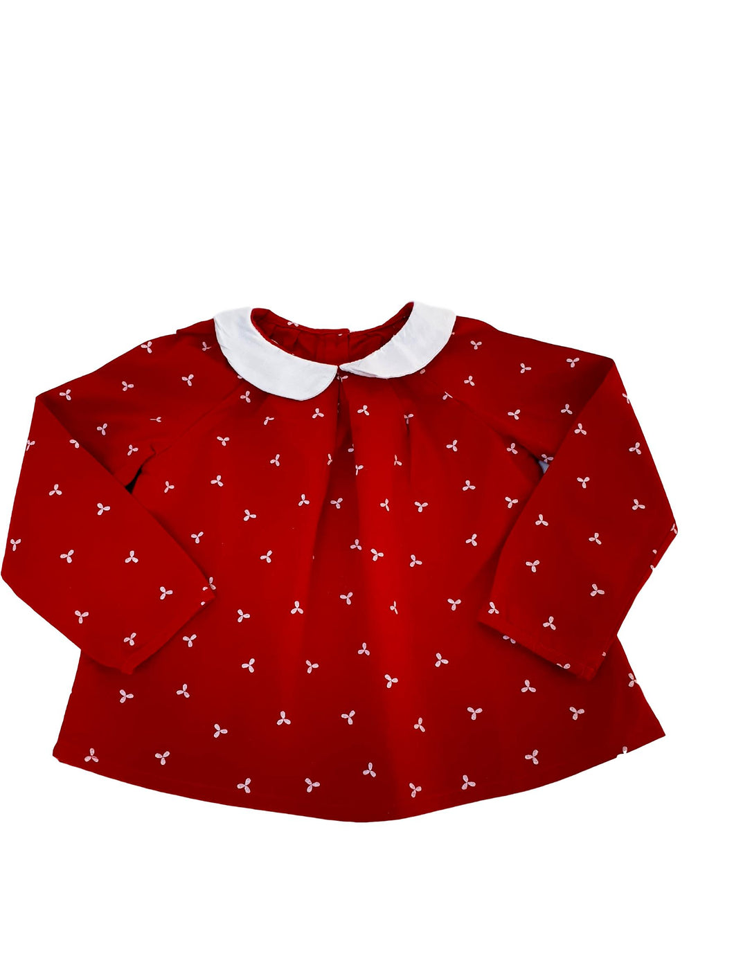 ALICE A PARIS girl blouse 3yo