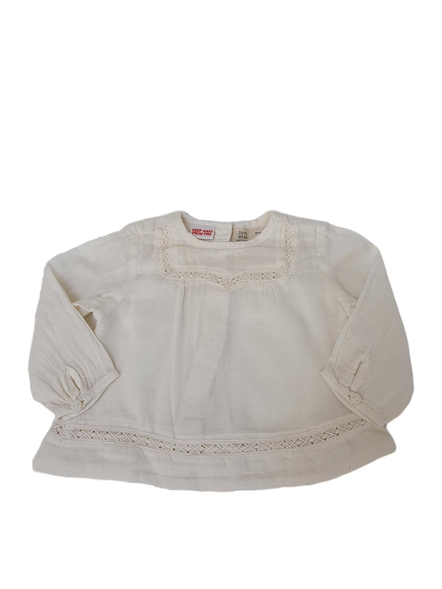ZARA girl top 1/3m
