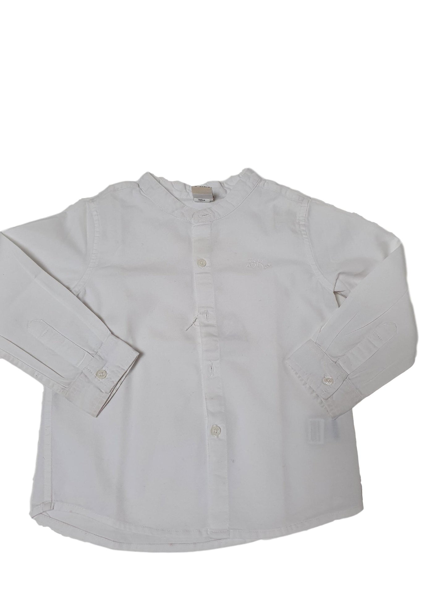BASSIK boy shirt 2/3 yo