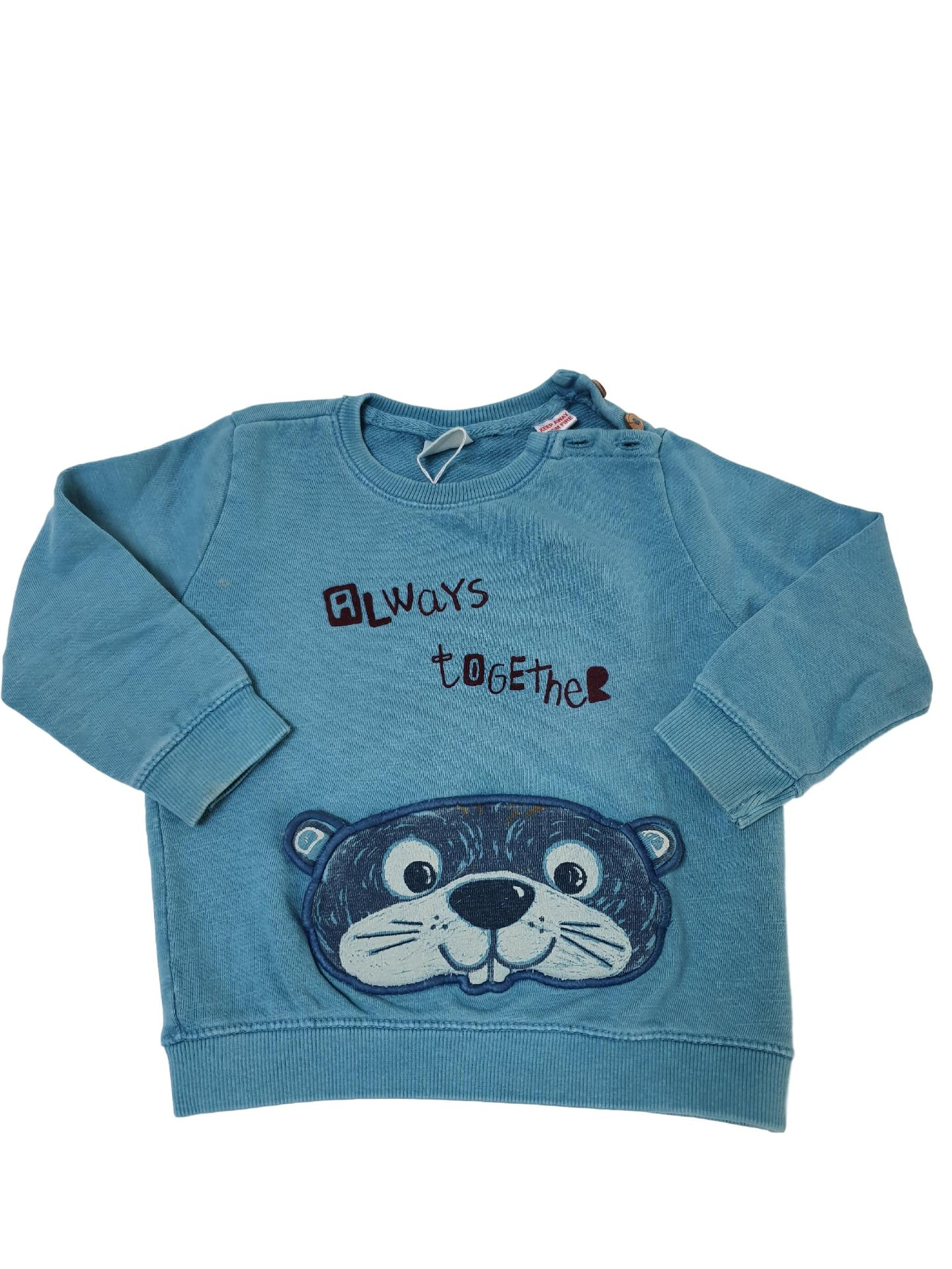 ZARA boy sweatshirt 2yo