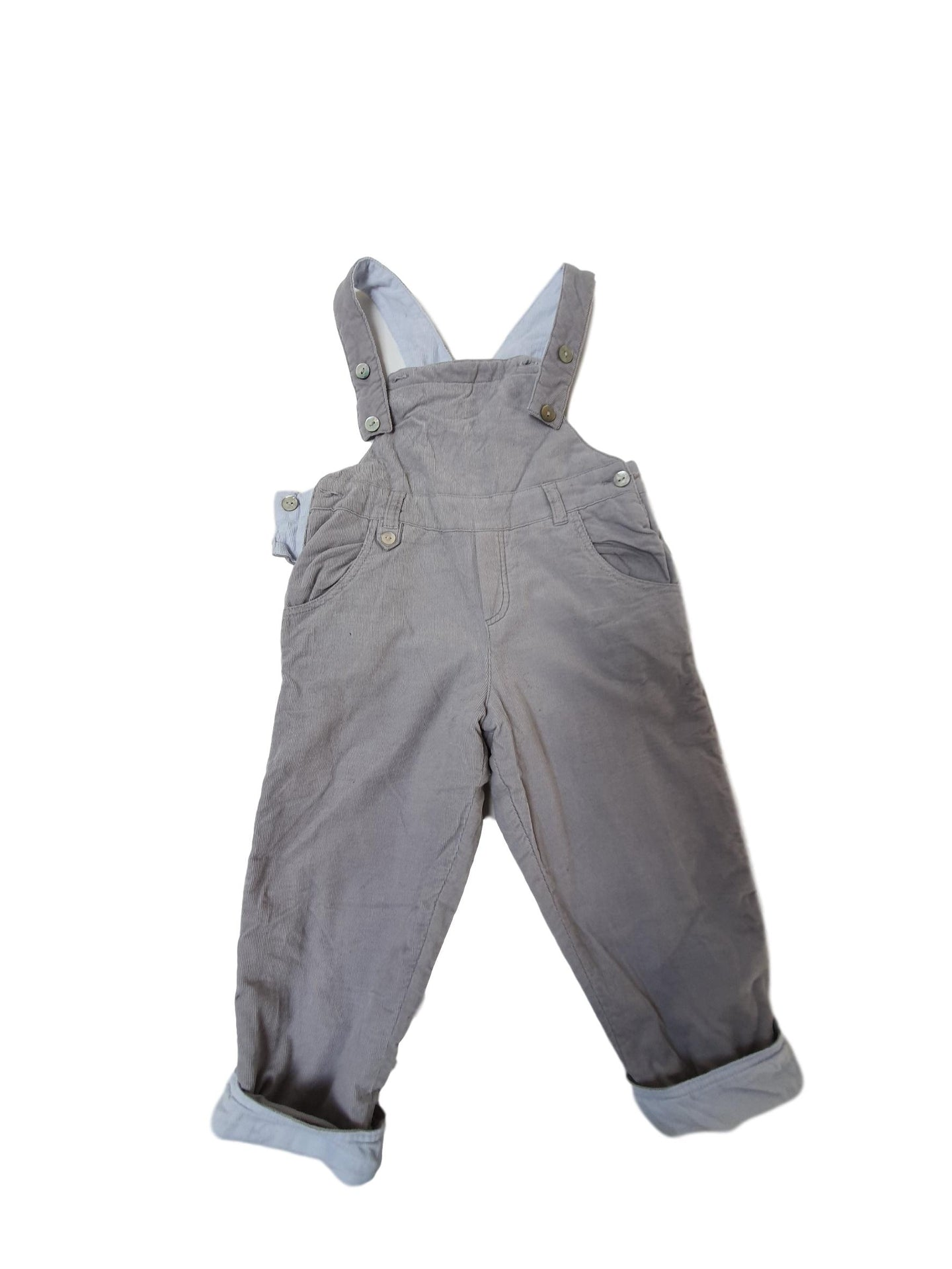 TARTINE ET CHOCOLAT boy or girl dungaree 2yo