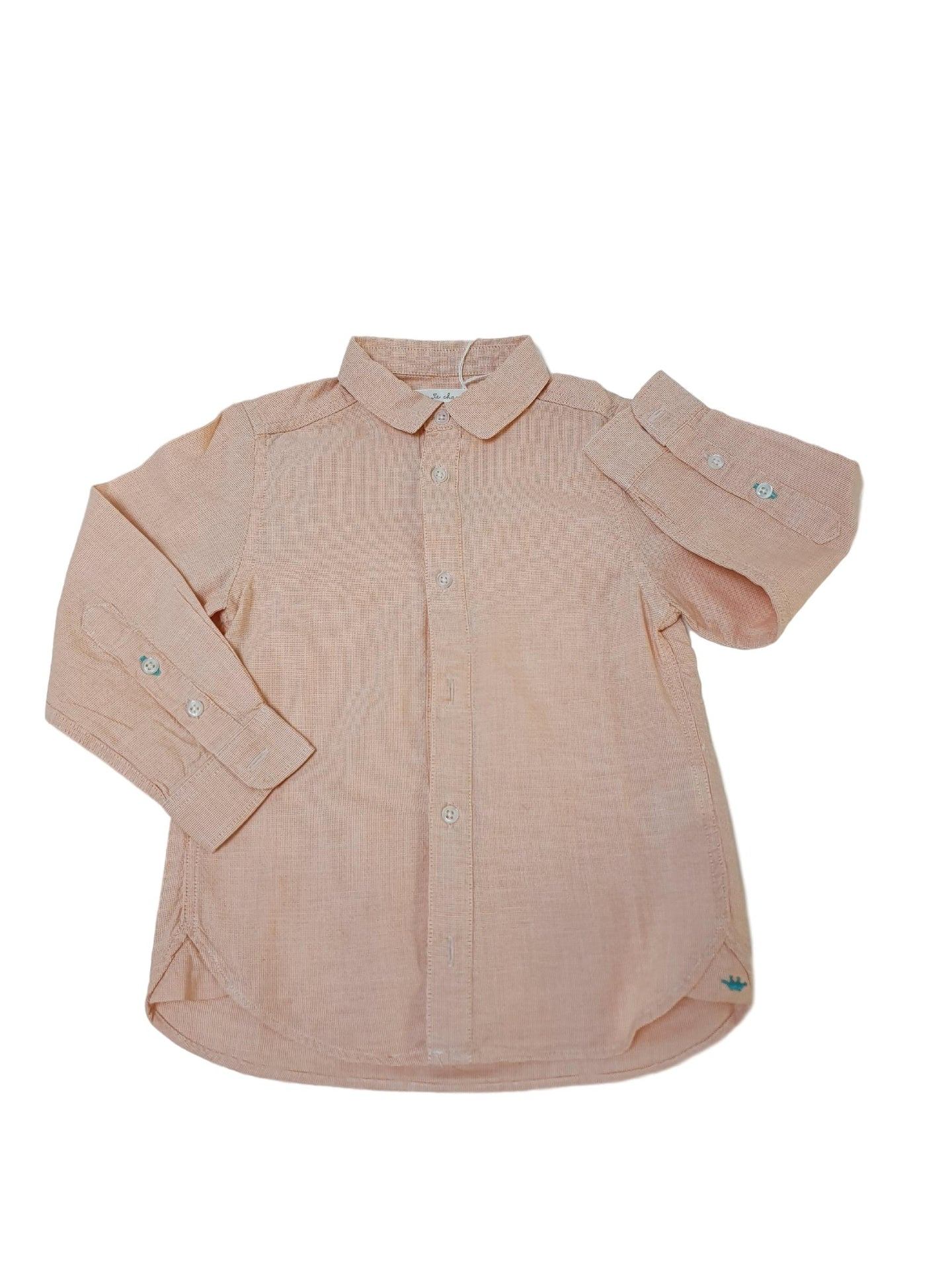 MARIE CHANTAL boy shirt 3yo