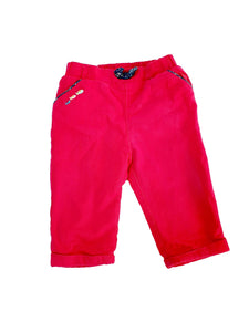 SERGENT MAJOR girl trousers 6m