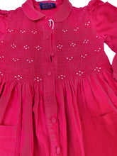 Load image into Gallery viewer, DPAM vintage girl dress 4yo