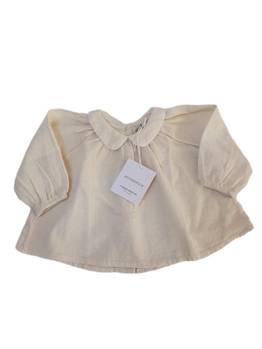 YELLOW PELOTA OUTLET girl blouse 3m and 6m