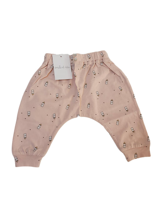 EMILE ET IDA OUTLET girl legging 3/6/12m