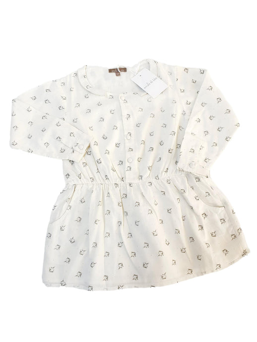 EMILE ET IDA OUTLET girl dress 12m and 2yo