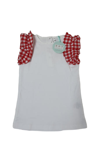 DOT OUTLET girl top 4/6/8yo