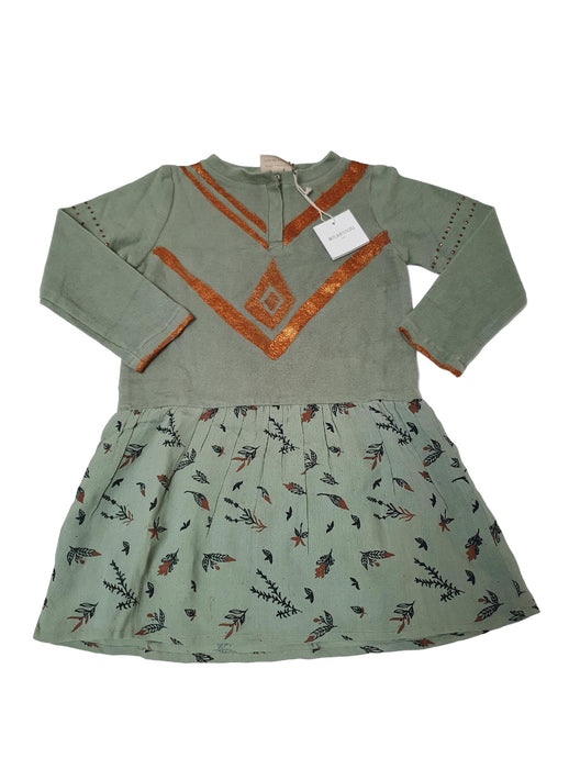 MILAPINOU outlet girl dress 2yo and 4yo