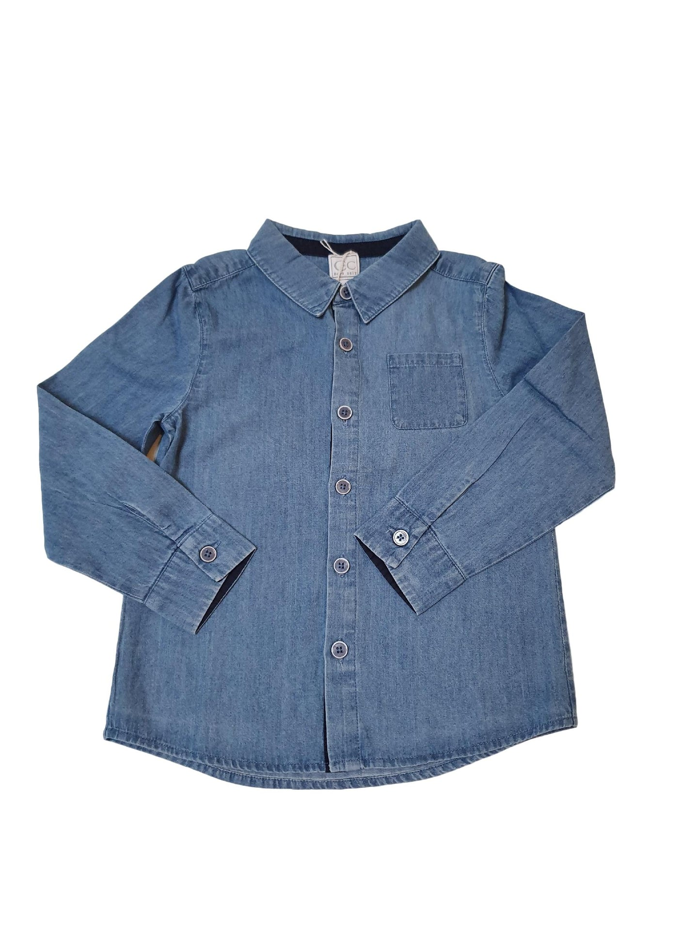 C de C boy shirt 4yo
