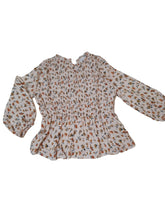 Load image into Gallery viewer, ZARA girl blouse 8yo