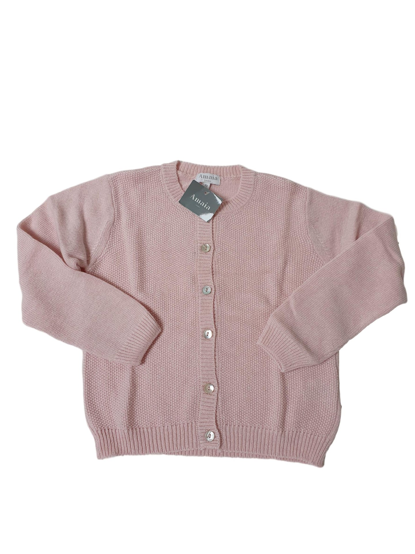 AMAIA OUTLET girl cardigan 8yo