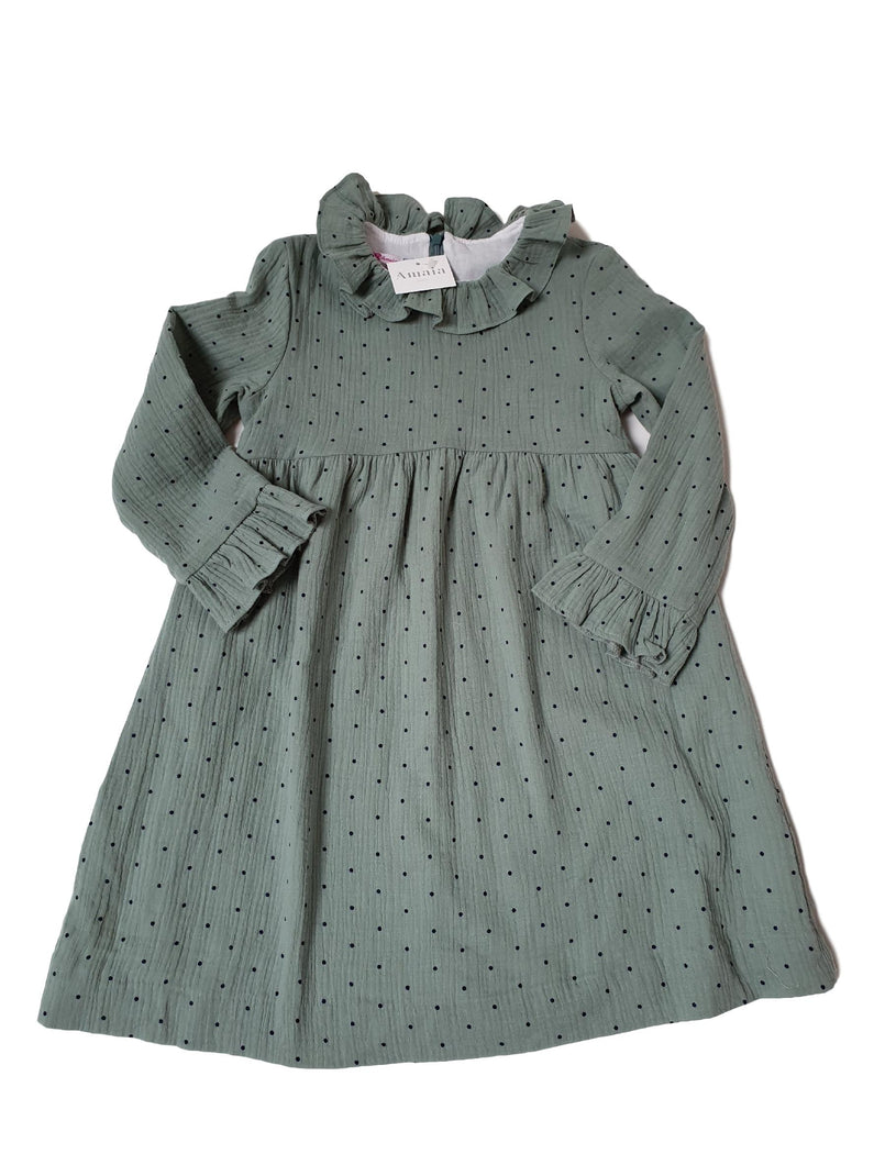 AMAIA OUTLET girl dress 6 and 8yo