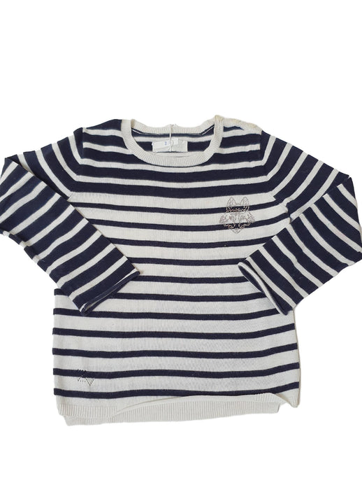 ZADIG ET VOLTAIRE boy or girl jumper 6yo