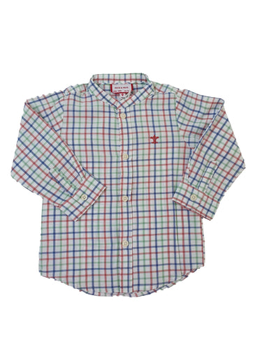 NECK AND NECK boy shirt 12-18m