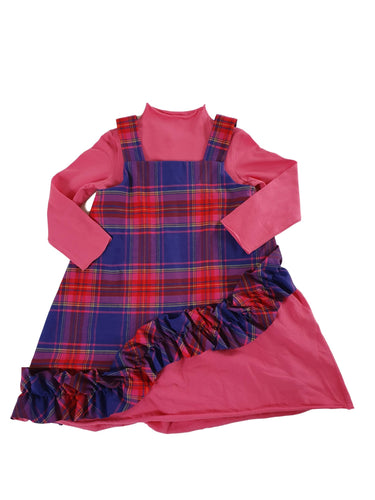 IL GUFO girl dress 4 yo