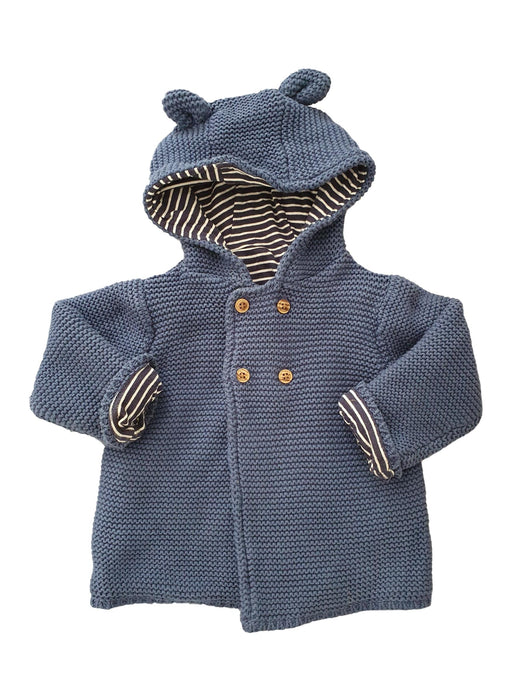 M&S boy cardigan 9-12m