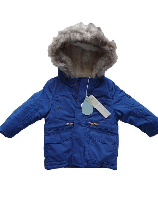 IKKS NEW boy coat 12m