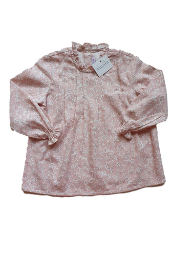 AMAIA OUTLET girl blouse 4 and 8