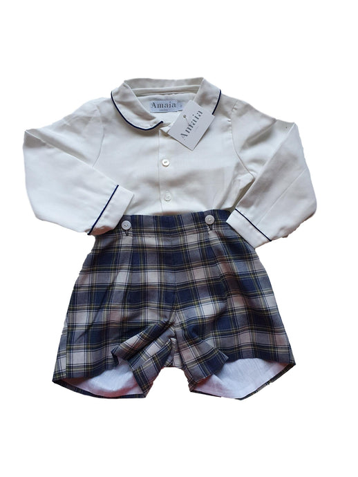 AMAIA OUTLET boy set 12m and 2yo