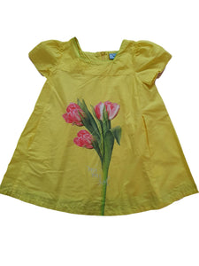 MIMISOL girl dress 4yo