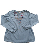 Load image into Gallery viewer, CYRILLUS girl blouse 12yo