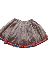 Load image into Gallery viewer, ARSENE ET LES PIPELETTES girl skirt 12yo