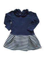 Load image into Gallery viewer, PETIT BATEAU girl dress 18m