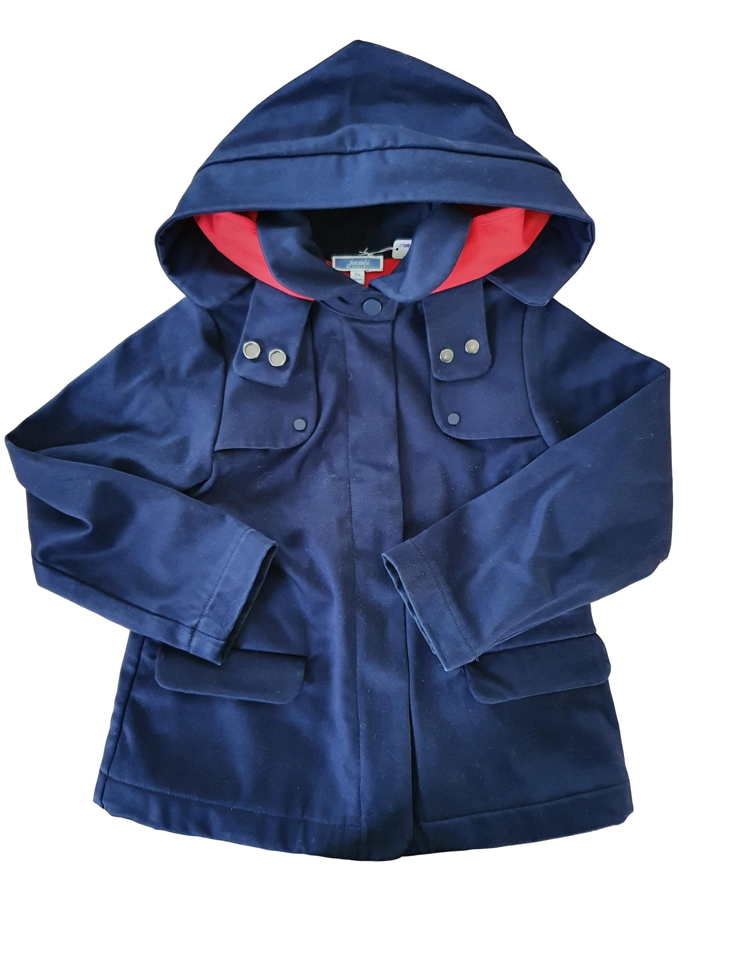 JACADI girl coat 5yo