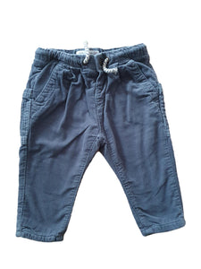 ZARA boy trousers 6-9m