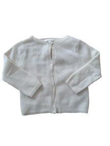 MARIE CHANTAL girl or boy cardigan 18m
