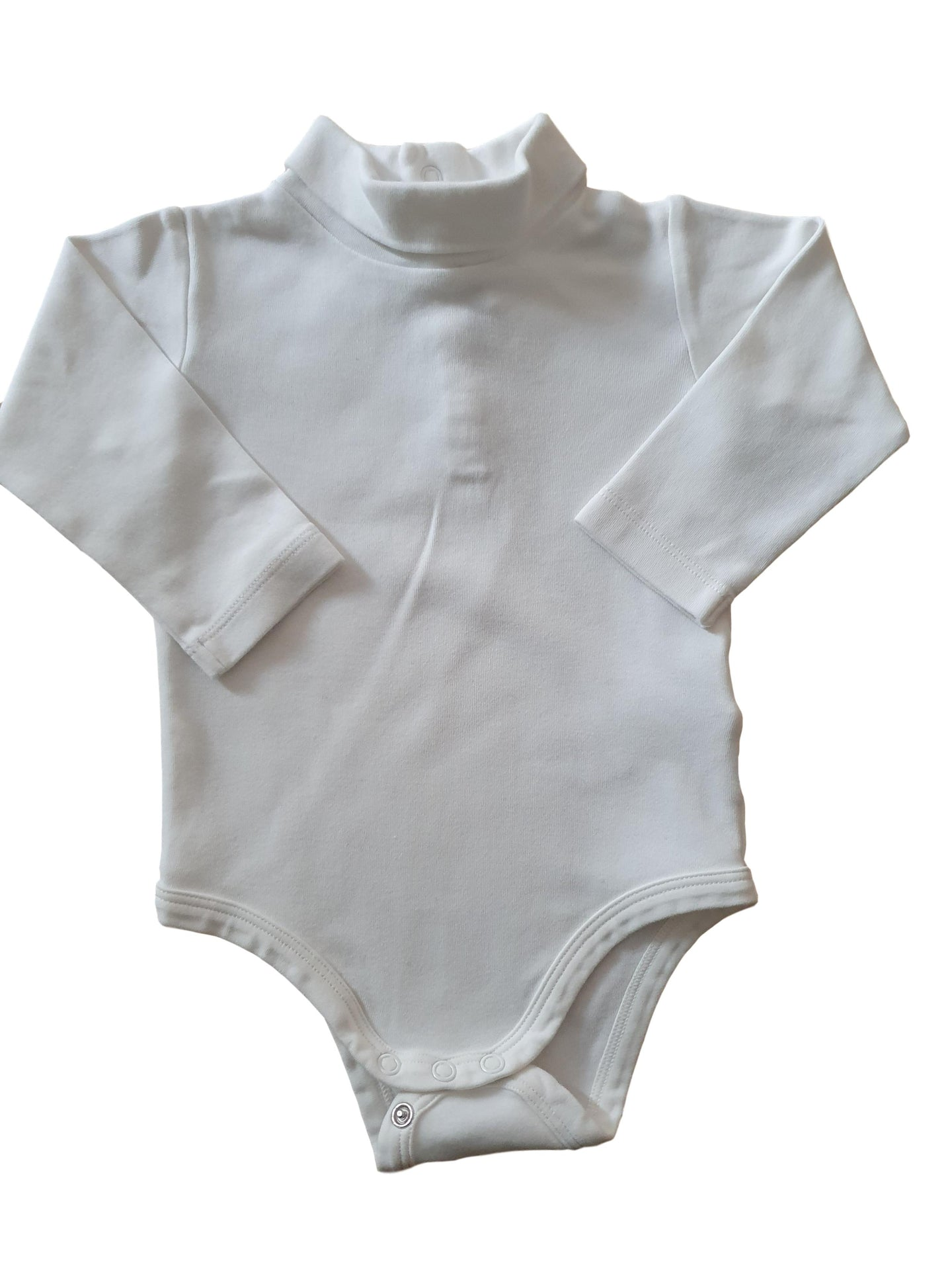 JACADI boy or girl body turtleneck 12m