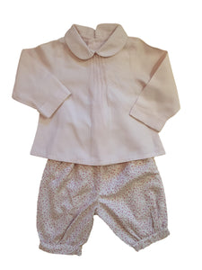 CONFITURE girl set 6-12m