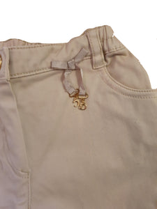 DIOR girl trousers 6m