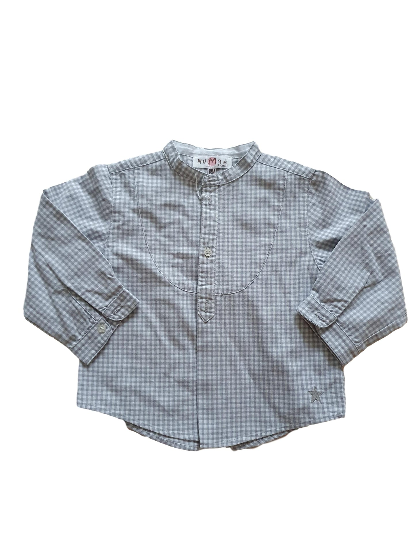 NUMAE boy shirt 18m