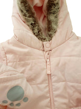 Load image into Gallery viewer, THE LITTLE WHITE COMPANY girl snowsuit 6-9m