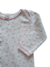Load image into Gallery viewer, PETIT BATEAU girl bodysuit 6m