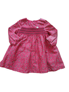 SERGENT MAJOR girl dress 9m