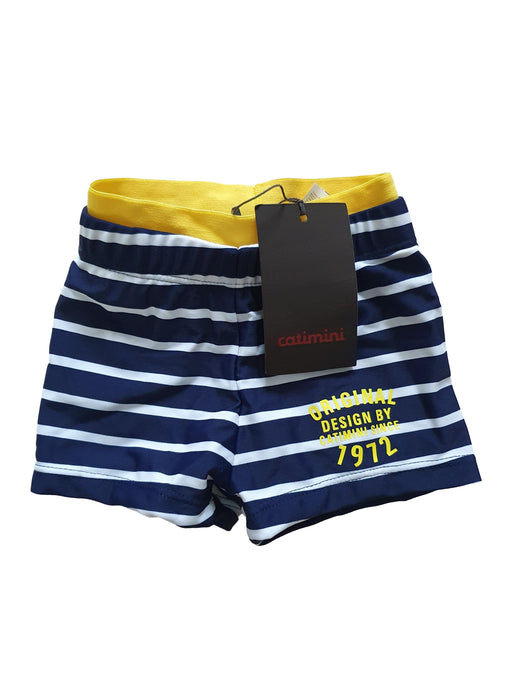 CATIMINI NEW boy swimsuit 12m