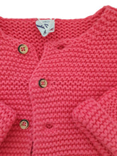 Load image into Gallery viewer, PETIT BATEAU girl cardigan 18m