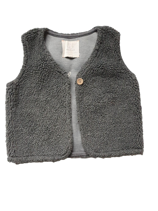 MARLOT girl or boy sherpa vest 4yo