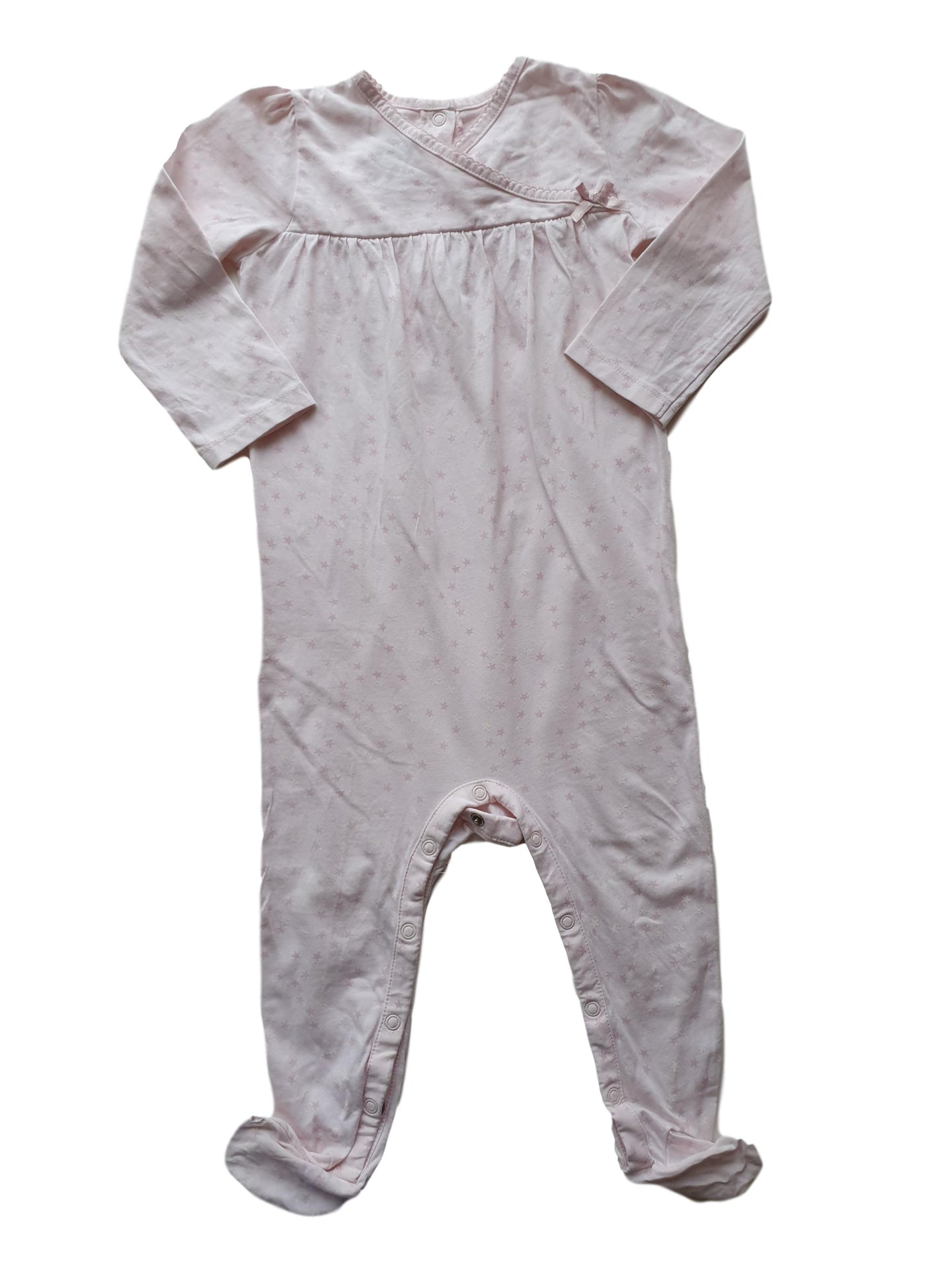 THE LITTLE WHITE COMPANY girl pyjama 18-24m