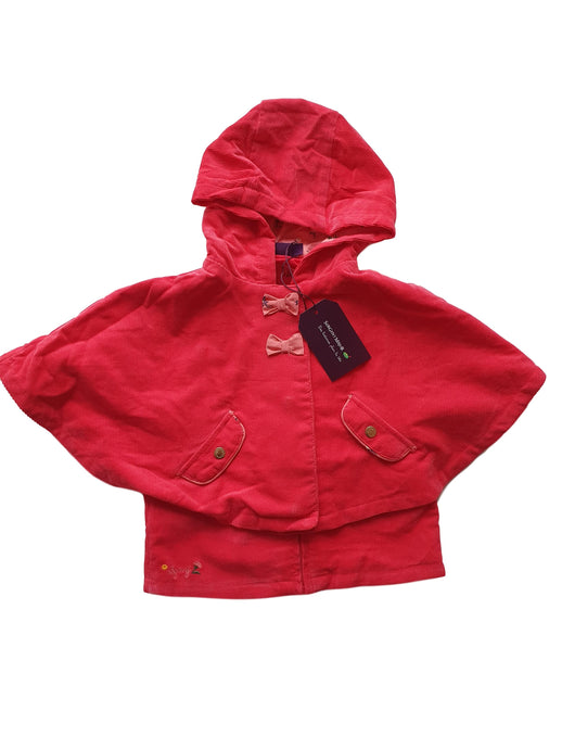 SERGENT MAJOR NEW girl coat 9-12m