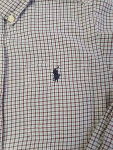 RALPH LAUREN boy shirt 5yo