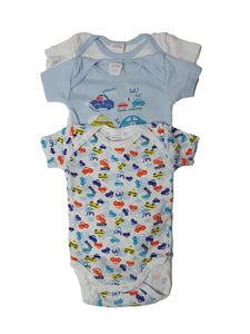 ABSORBA boy bodysuit set 3m