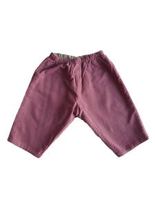 BONPOINT girl trousers 6m